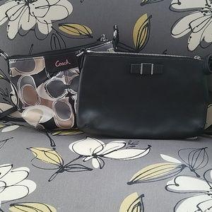 2 Cross Body purse's